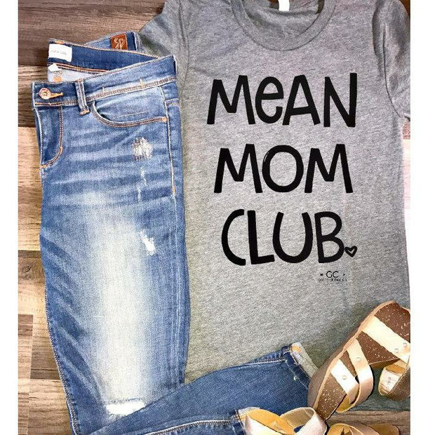 Mean Mom Club (colors) - Gabriel Clothing Company