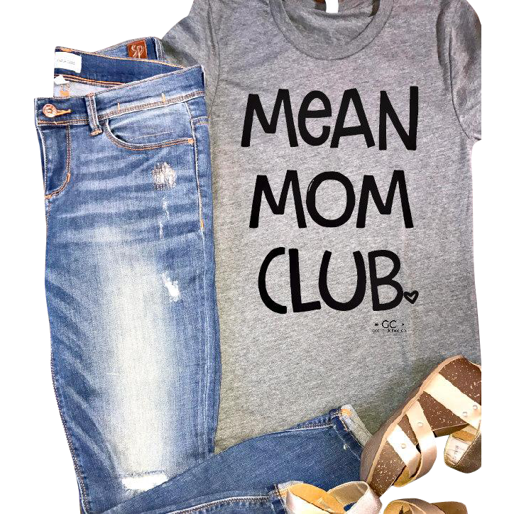 Mean Mom Club (colors)