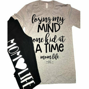 losing my mind tee - Gabriel Clothing Company