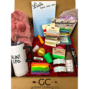 Christmas Gift Box Large - Gabriel Clothing Company