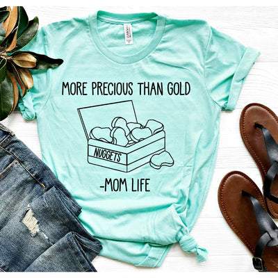 More precious than gold tee