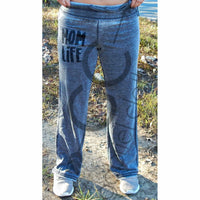Mom Pants (black ink) Super Soft - Gabriel Clothing Company