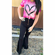 Back in Black Bell Bottoms Preorder