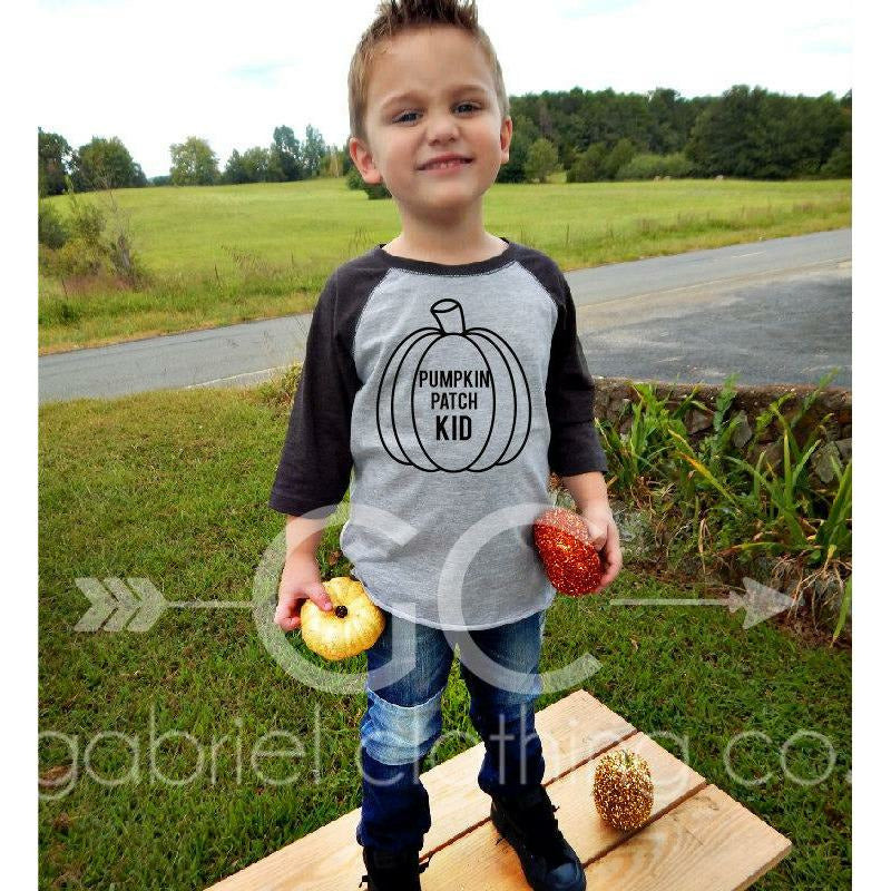 Pumpkin Patch Kid - Gabriel Clothing Company