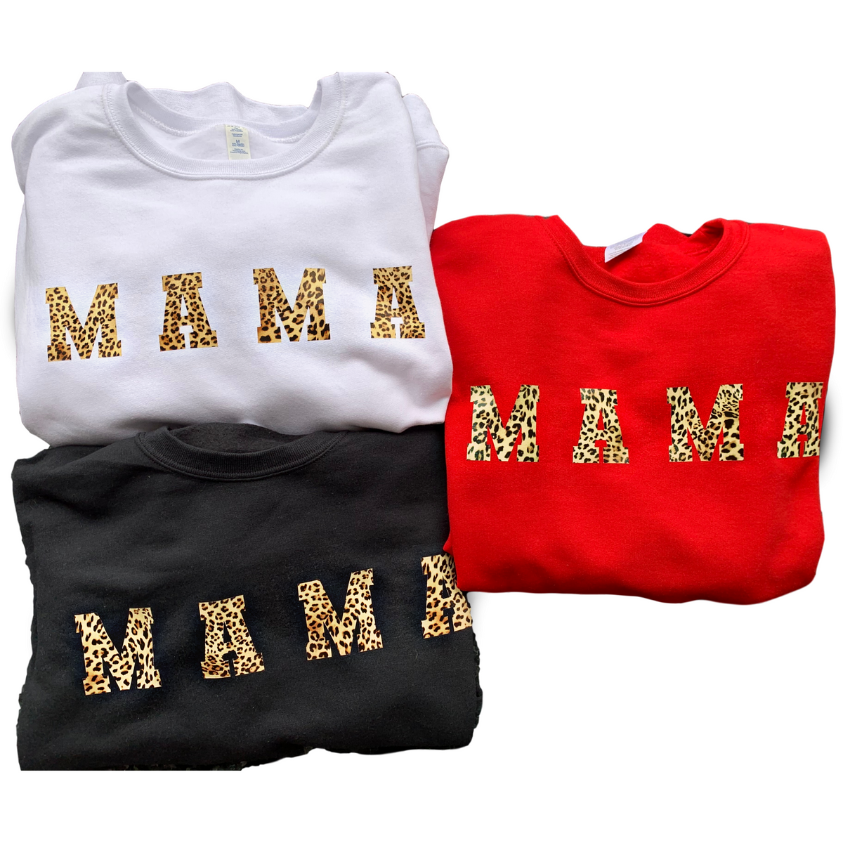 Wild Mama sweatshirt (more colors)