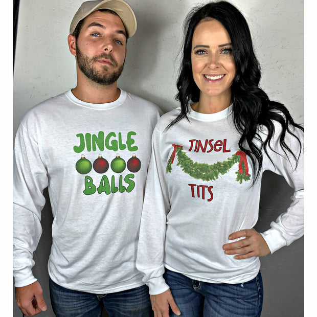 insel Tits & Jingle Balls tee (sold separarely)