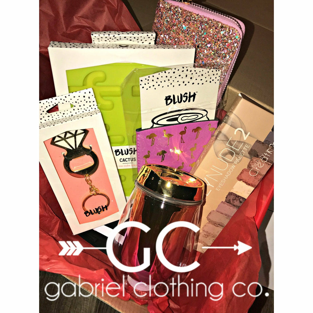 The Gabriel MONTHLY Subscription (select options before adding to cart) - Gabriel Clothing Company
