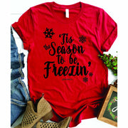 'Tis the Season to Be Freezin' - Gabriel Clothing Company