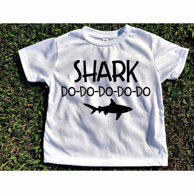 Shark DO DO DO DO DO Kids Tee