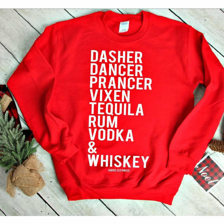 reindeer games sweatshirt