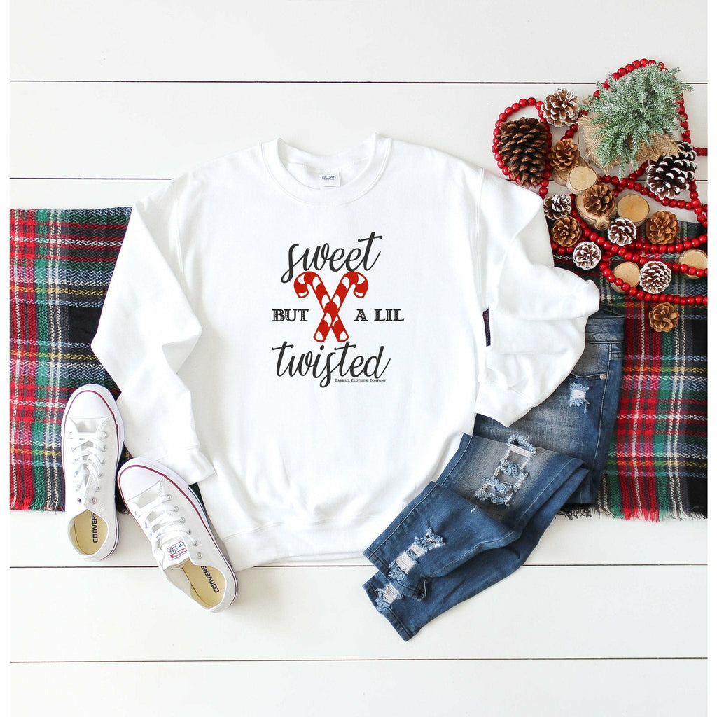 Sweet But Twisted Tee OR Long Sleeve