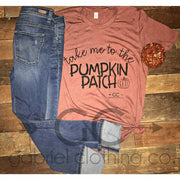 Take me to the Pumpkin Patch Rust - Gabriel Clothing Company