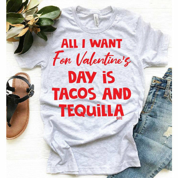 I like Tacos, Beer & Maybe 5 people tee