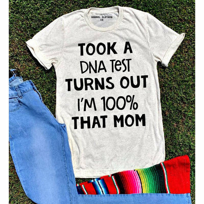 I'm that MOM (dna test) tee