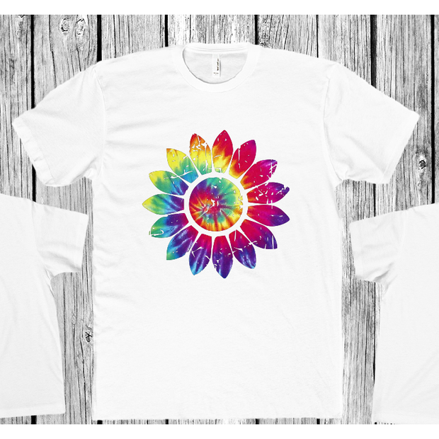 Hippie Sunflower Tee