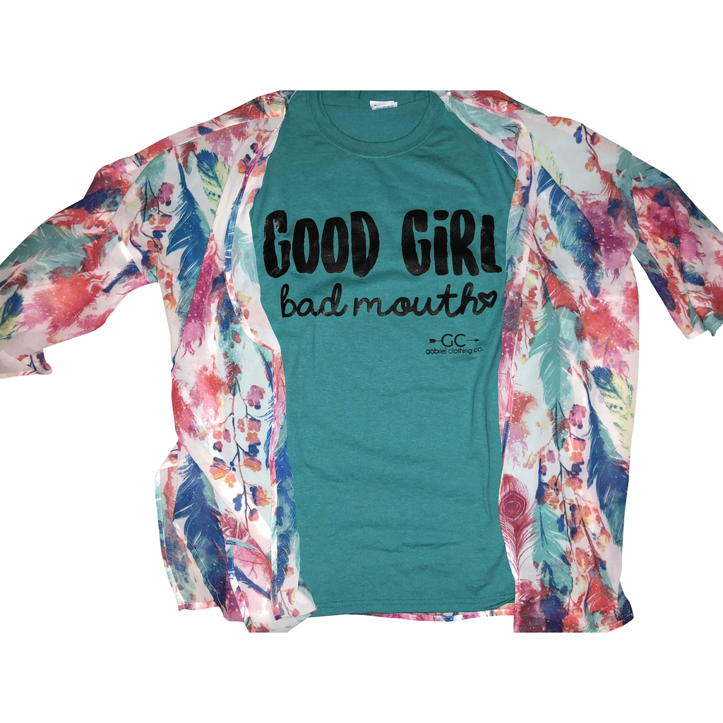 Good Girl Bad Mouth - Gabriel Clothing Company