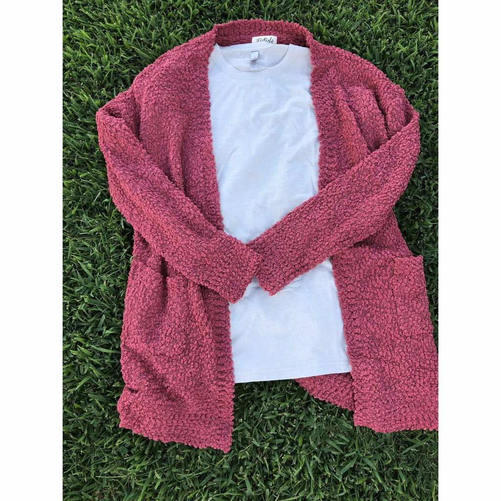 Rose All Day cardigan
