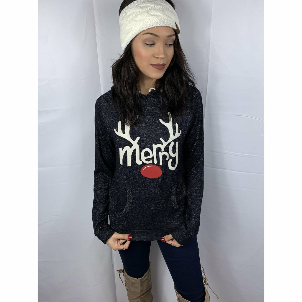 Merry Hoodie (super soft) 2 colors