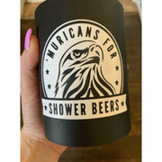 Shakoolie Shower beer koozie ( 4 patterns)