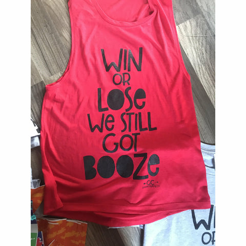 Win or lose Tank