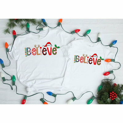 Believe Tee/Sweatshirt