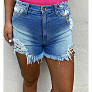 Vibrant babe Stretch short