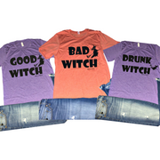 WITCH TEES (3 options available)