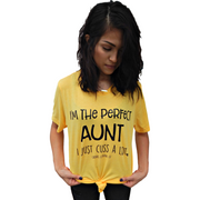 The Perfect Aunt Tee