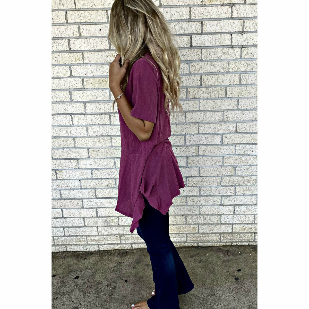 Fall into the Flow Top ( 4 colors)