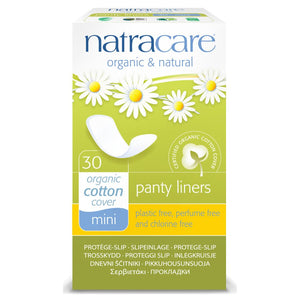 Natracare Mini Pantyliners x 30