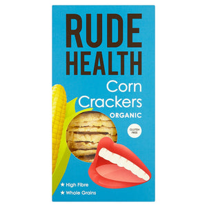 Rude Health Organic Corn Thins 130g