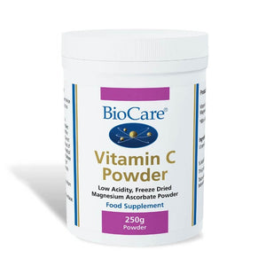 Biocare Vitamin C Powder 250g