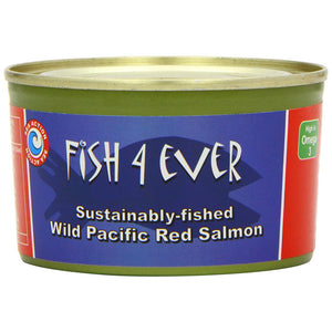 Fish4Ever Wild Pacific Pink Salmon 213g