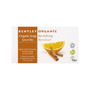 Bentley Organic Revitalising Bar Soap 150g