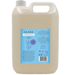 English Lavender Natural Body 5 L