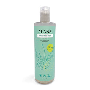 Alana Aloe Vera and Avocado Body Wash 400ml