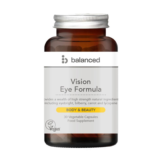 Vision Eye Formula Bottle 30  Capsule