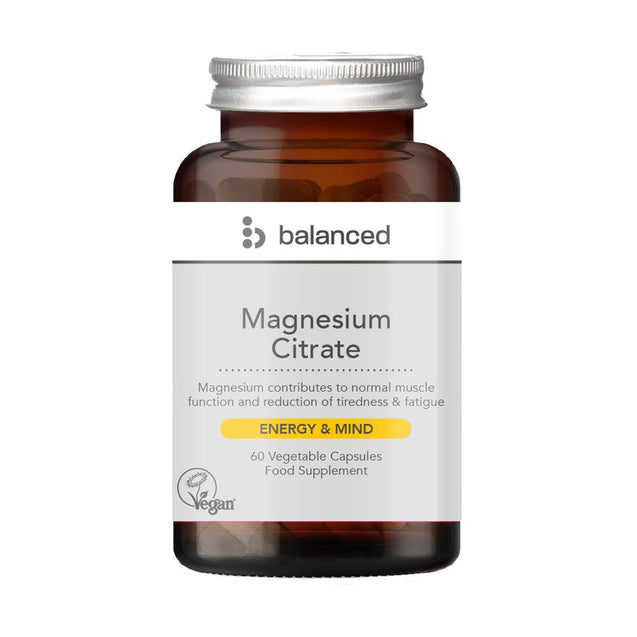 Magnesium Citrate Bottle 60  Capsule
