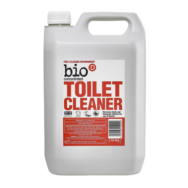 Bio-D Toilet Cleaner - 5 litre