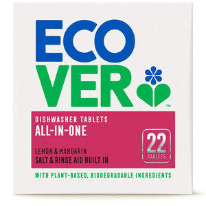 Ecover All in One Dishwasher Tablets 25 tablets
