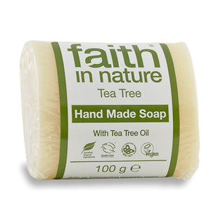 Tea Tree Pure Veg Soap 100 g