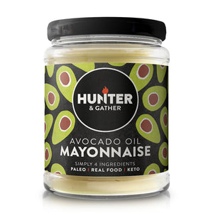 Avocado Oil Mayonnaise Classic 175 g
