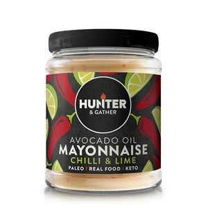 Avocado Oil Mayonnaise Chilli 175 g