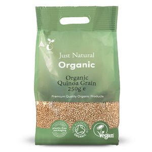 Just Natural Organic Quinoa Grain 250g