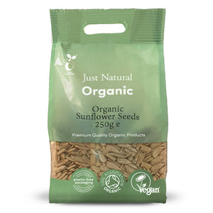 Just Natural Organic Sunflower Seeds 250g