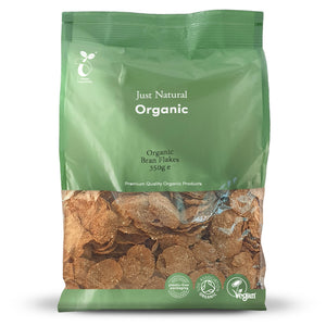 Just Natural Organic Bran Flakes 350g