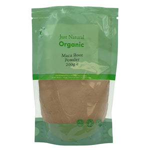 Just Natural Organic Maca Powder 200g