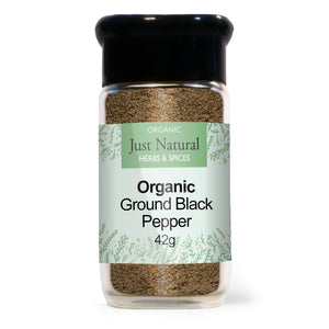 Pepper Ground Black 42 g