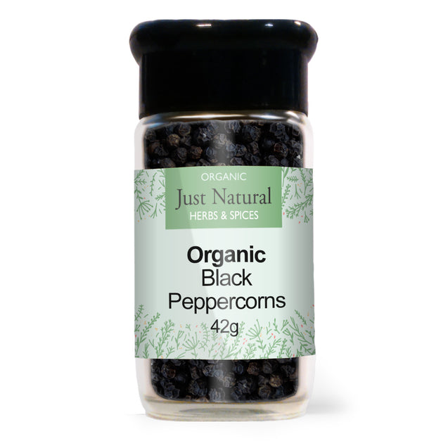 Peppercorns Black 42 g