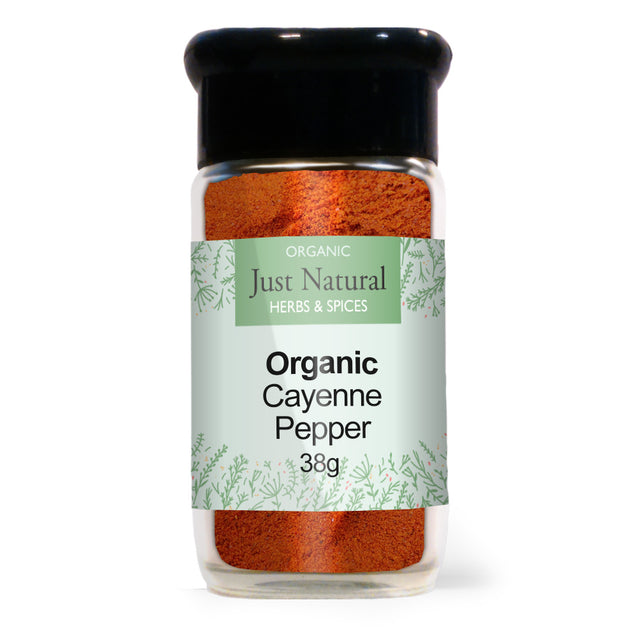 Cayenne Pepper 38 g